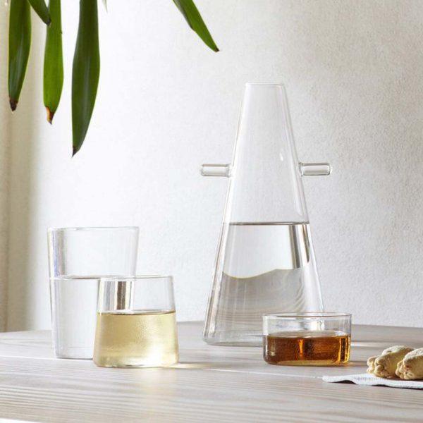 WWW Karaffe für Wasser und Wein