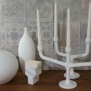 Kerzenstaender-Esag-schwarz-und-weiss-Keramik-emailliert-Atipico-Designer-Carlo-Trevisani-12