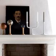 Kerzenstaender-Esag-schwarz-und-weiss-Keramik-emailliert-Atipico-Designer-Carlo-Trevisani-3
