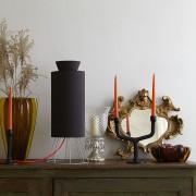 Kerzenstaender-Esag-schwarz-und-weiss-Keramik-emailliert-Atipico-Designer-Carlo-Trevisani-5