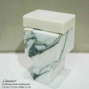 Buchstopper-Seifenstaender-Classico-Marmor-arabescato-rosso-levanto-Atipico-Designer-Studiocharlie-10