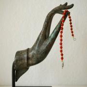 23-Perlenarmbaender-tuerkis-rot-weiss-und-gold-glanz-mit-Elefaentchen-weiss-und-gold-glanz-rot-weiss-und-gold-glanz-farbig-fuer-den-Sommer