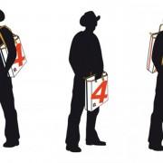 360-Grad-Segeltuch-Rucksacktasche-weiss-Zahl-rot-Damen-und-Herren--Seesack-aus-upcycelten-Materialien-3