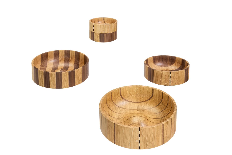 schalen essentials aus massivholz valeria gunz. Black Bedroom Furniture Sets. Home Design Ideas