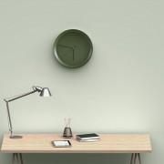 Der Kerzenständer Satellite ist mit seiner zeitlosen Form modern, unkonventionell und aus hochwertigem Metall und von Sebastian Frank entworfen.