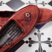 Ballerina-Slipper-rot-Handmade-Amerigo-Milano-7