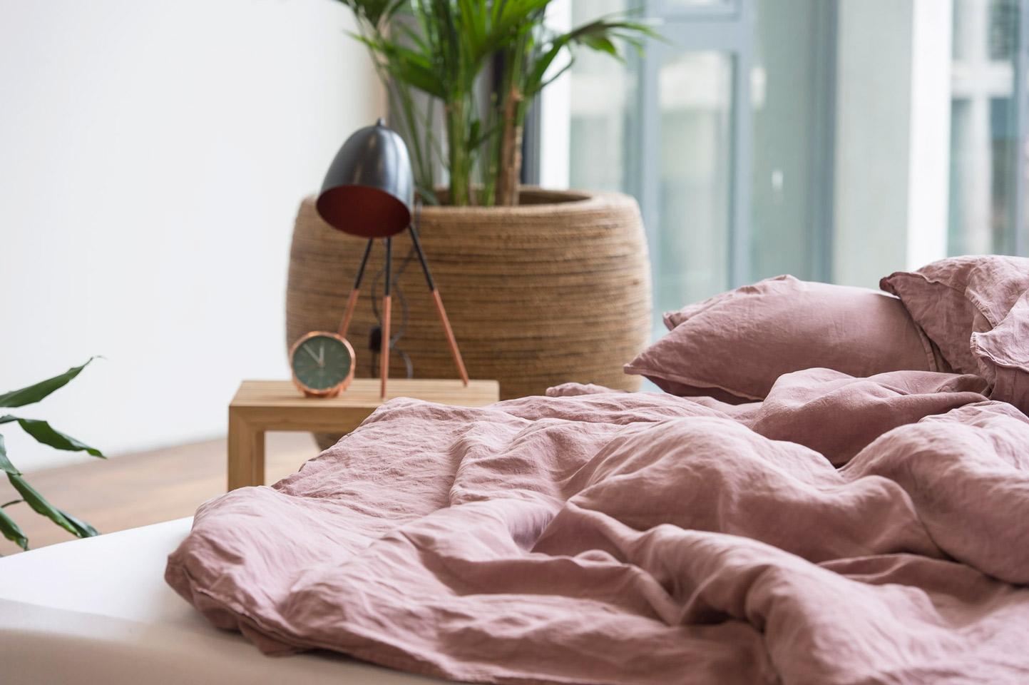 Linus Duvetbezug Leinen Bettwäsche Fresh Linen Collection