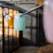 Stringlight Lichtgirlande aus mundgeblasenem Glas - 415.00 CHF