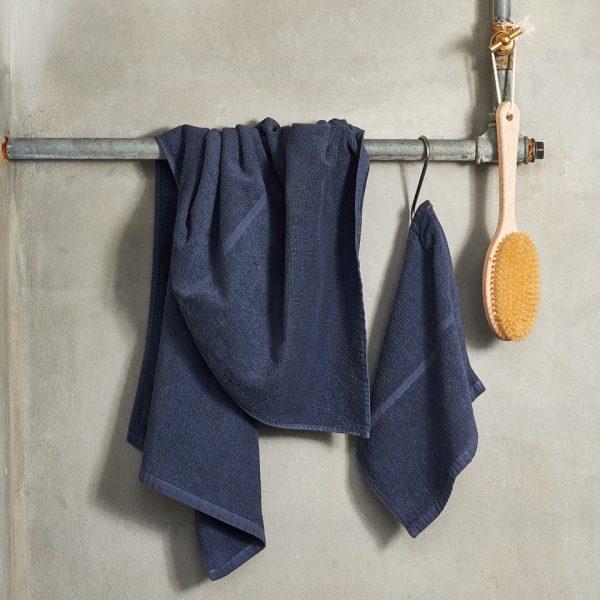 Tilda Froteetücher aus Bio-Baumwolle Indigo - ab 12.90 CHF