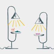 OZZ-Lampe-mit-Beistelltisch-Miniforms-1