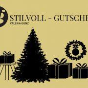 Geschenk Gutschein für Weihnachten - ab 50.00 CHF