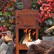 Outdoorofen der Ofen zum Backen und Grillen - ab 910.00 CHF